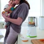 Gut für Familien mit Babys geeignet